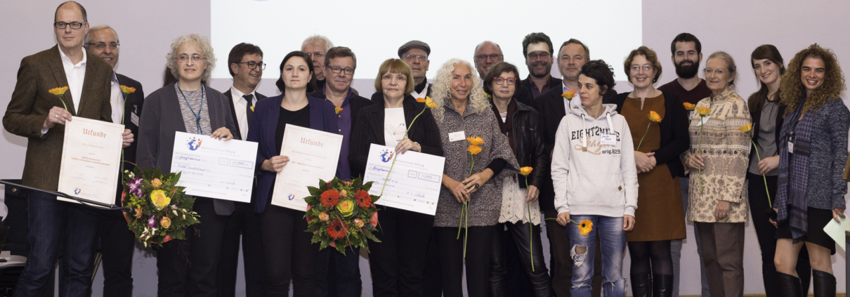 Sozialer Menschenrechtspreis 2016
