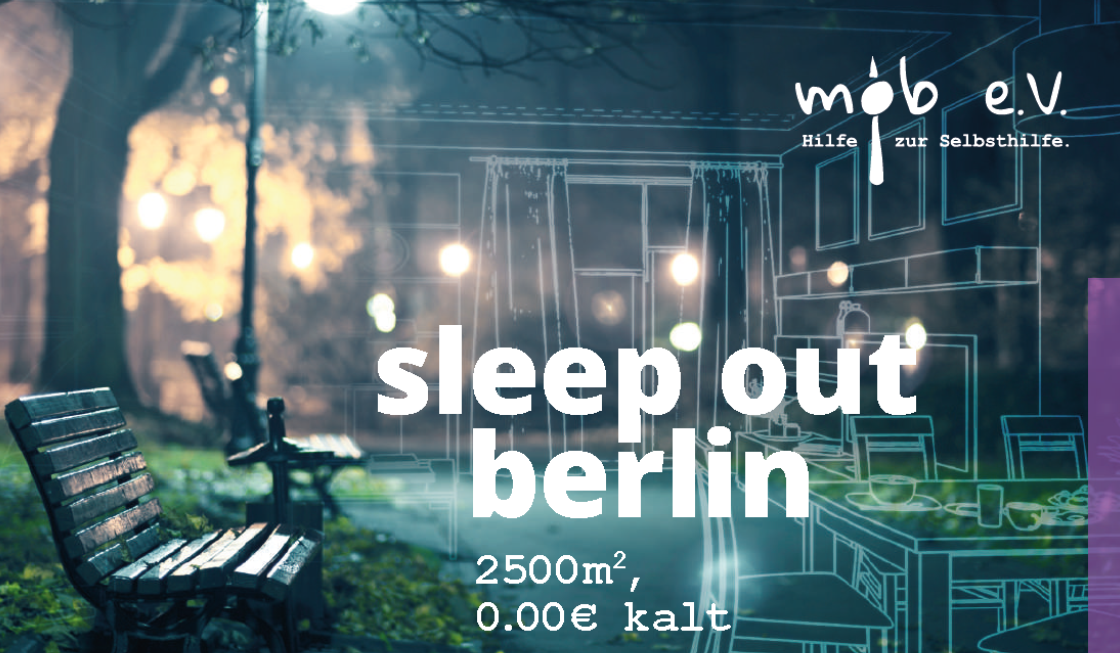 Sleep Out Berlin