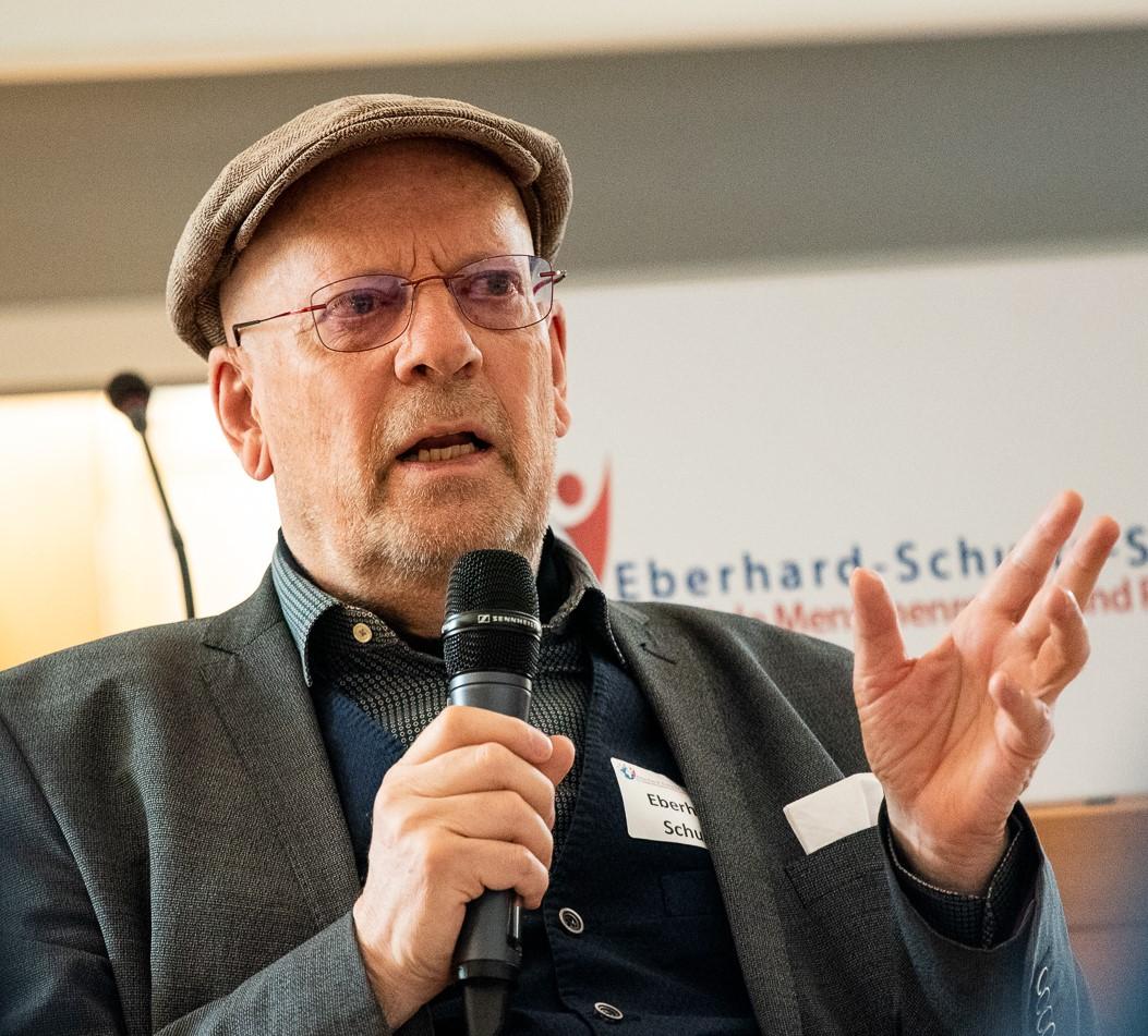 Porträit Eberhard Schultz